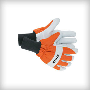 Cut Protection Chainsaw Glove