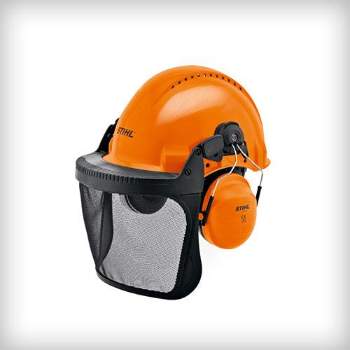 Stihl Chainsaw Helmet Gardening Supplies